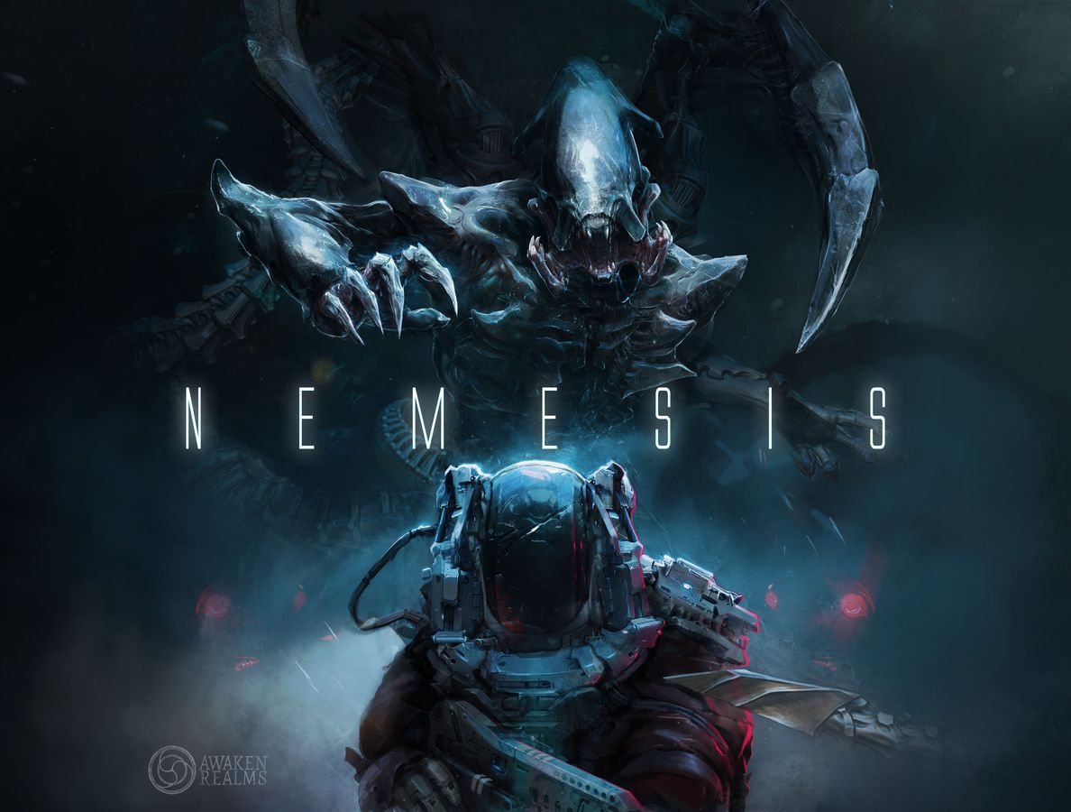 Nemesis board game review